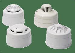 Domestic Detectors, Smoke Detectors, Heat Detectors, WFP