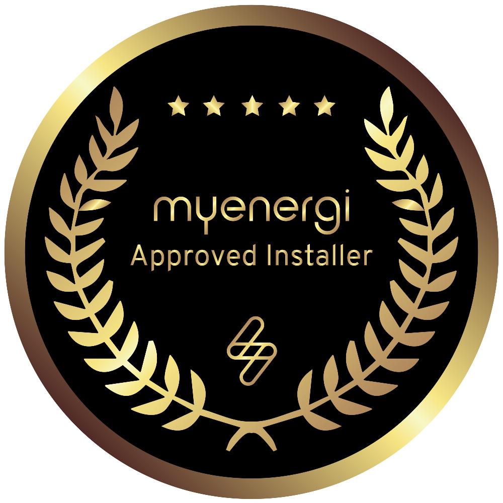 MyEnergi Approved Installer Logo