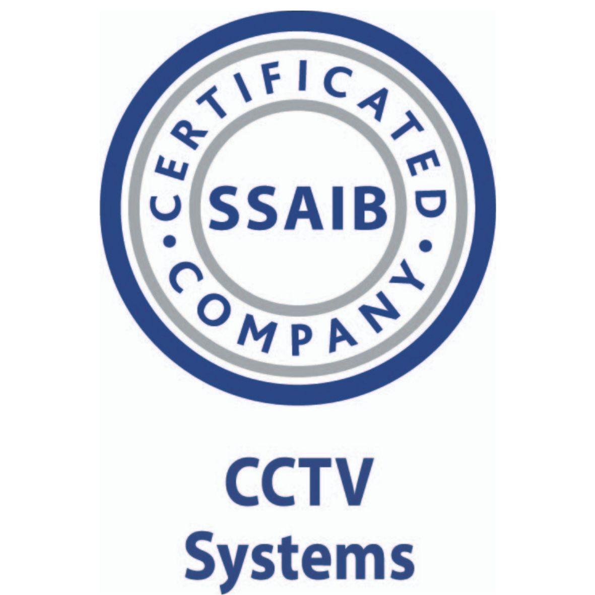 SSAIB CCTV Systems Logo